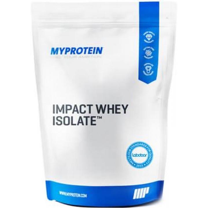 Протеин Myprotein Impact Whey Isolate