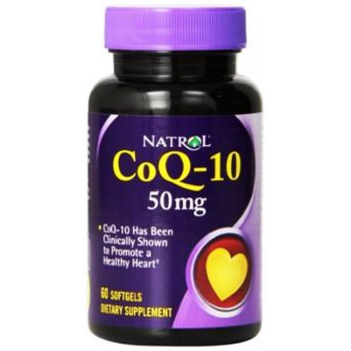 Коэнзим Ку-10 Natrol CoQ-10