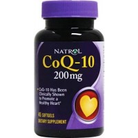 Коэнзим Ку10 Natrol CoQ-10 200mg