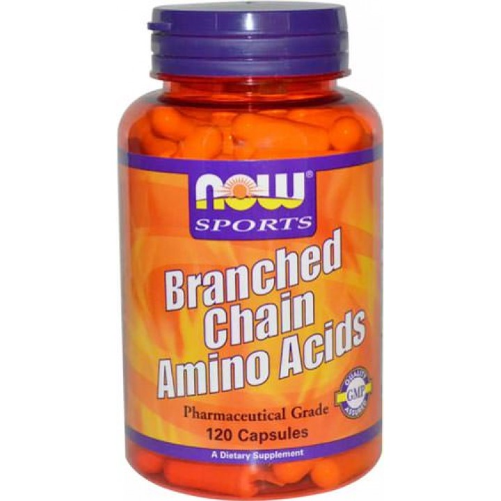Аминокислоты NOW Sports Branch-Chain Amino Acid