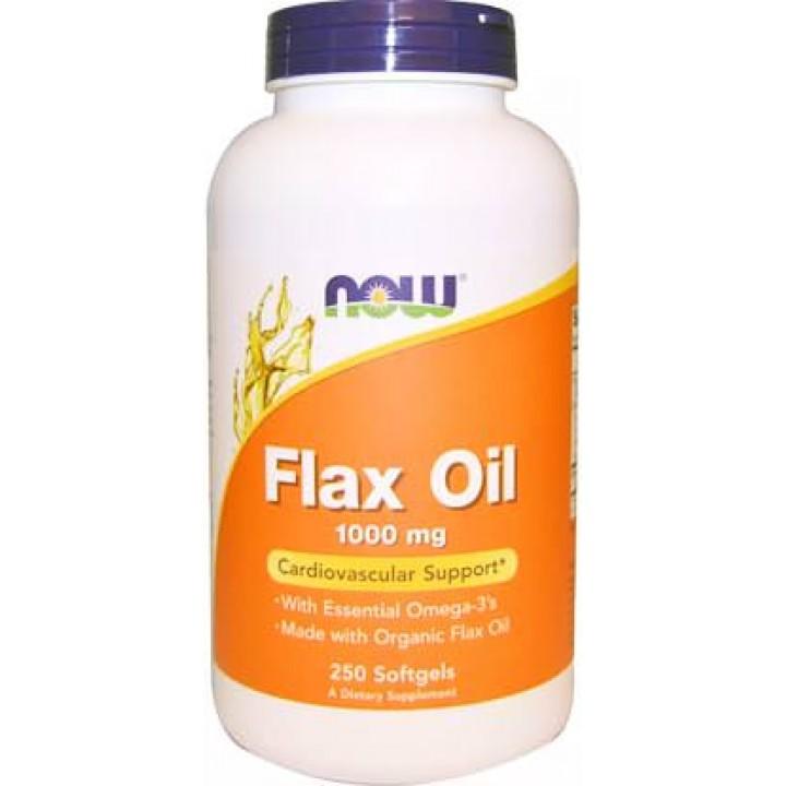 Жирные кислоты Flax Oil 1000mg