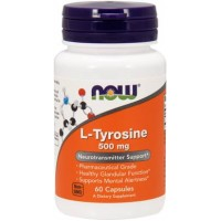 Now Foods L-Tyrosine (60 капс)
