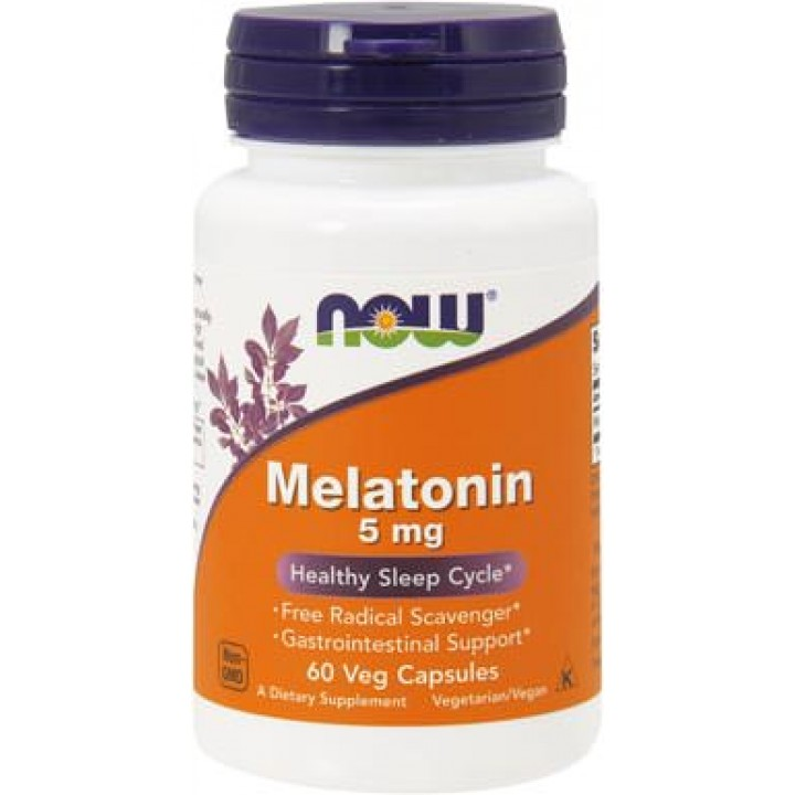 Мелатонин Melatonin 5mg