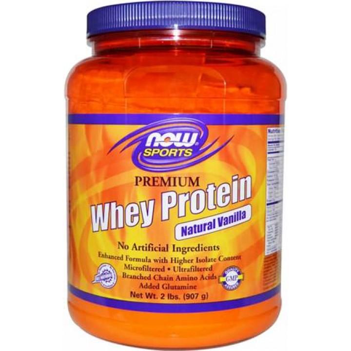 Протеин Whey Protein NOW
