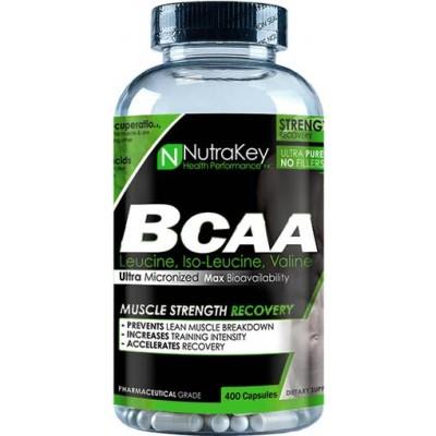 BCAA Caps от NutraKey