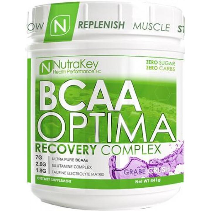 Аминокислоты BCAA Optima от NutraKey