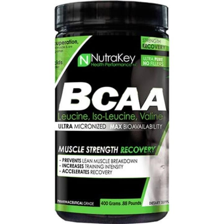 Аминокислоты NutraKey BCAA Powder