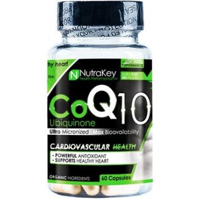 Коэнзим Q10 NutraKey CoQ10