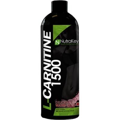 Карнитин NutraKey L-Carnitine 1500 Liquid