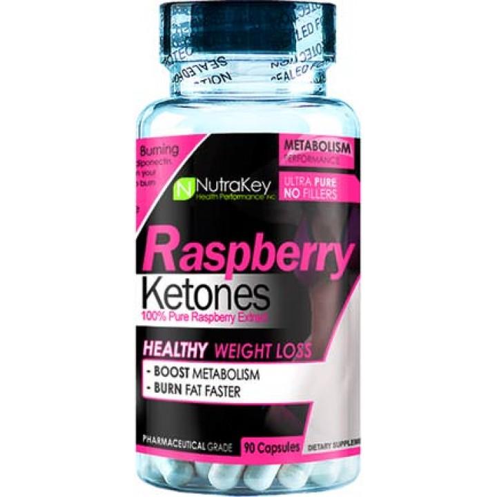 Кетоны малины NutraKey Raspberry Ketones