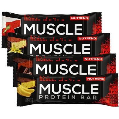 Протеиновые батончики Nutrend Muscle Protein Bar