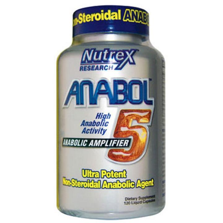 Активаторы синтеза белка Anabol-5