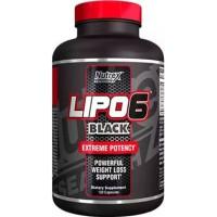 Nutrex Lipo 6 Black (120 капс)