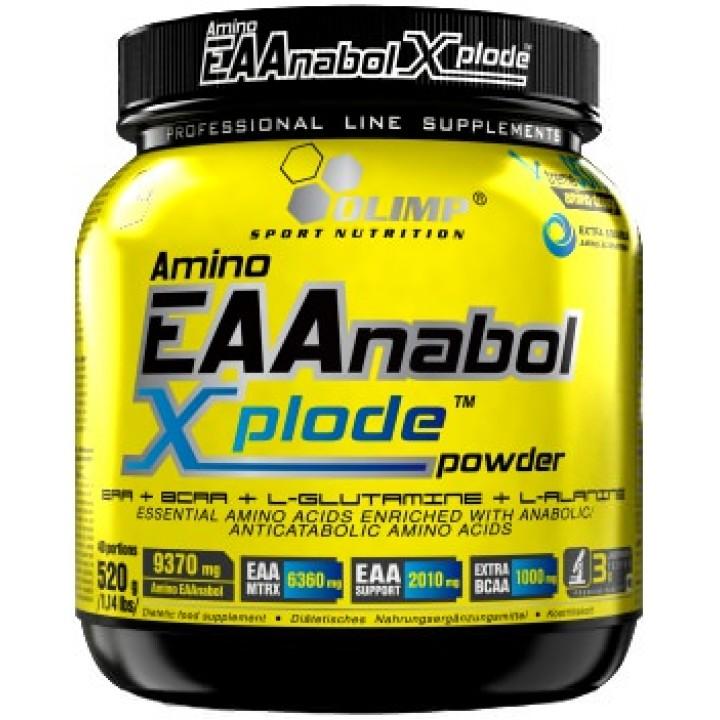 Аминокислоты Amino EAAnabol Xplode Powder