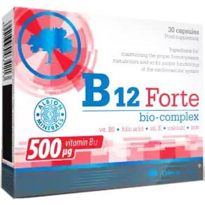 Витамины Olimp B12 Forte Bio-Complex