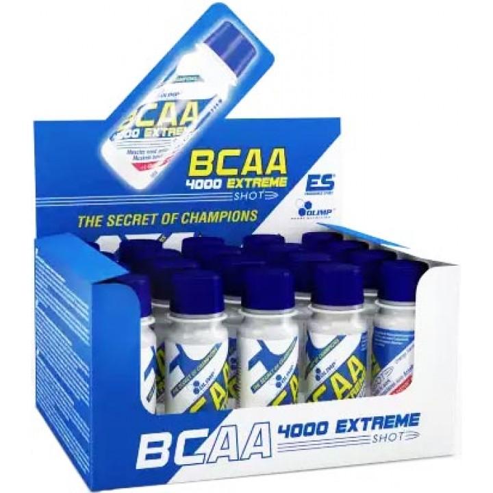 Аминокислоты Olimp BCAA 4000 Extreme Shot
