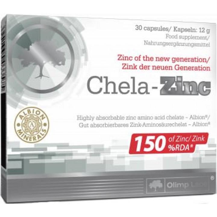 Цинк Olimp Chela-Zinc