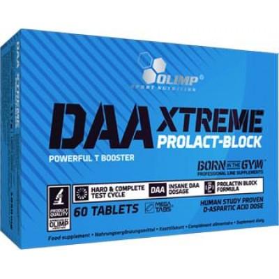 Для повышения тестостерона Olimp DAA Xtreme Prolact Block