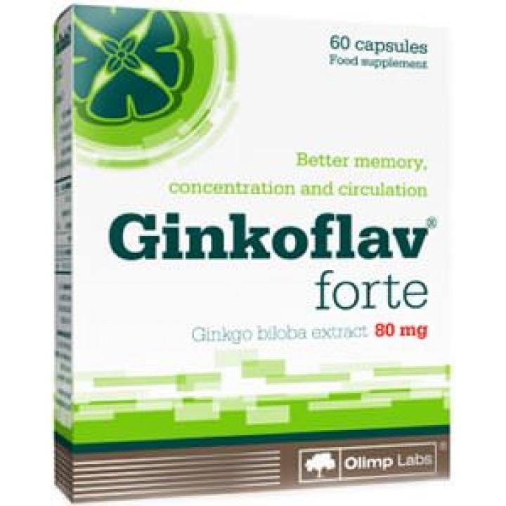 Гинкго билоба Olimp Ginkoflav Forte