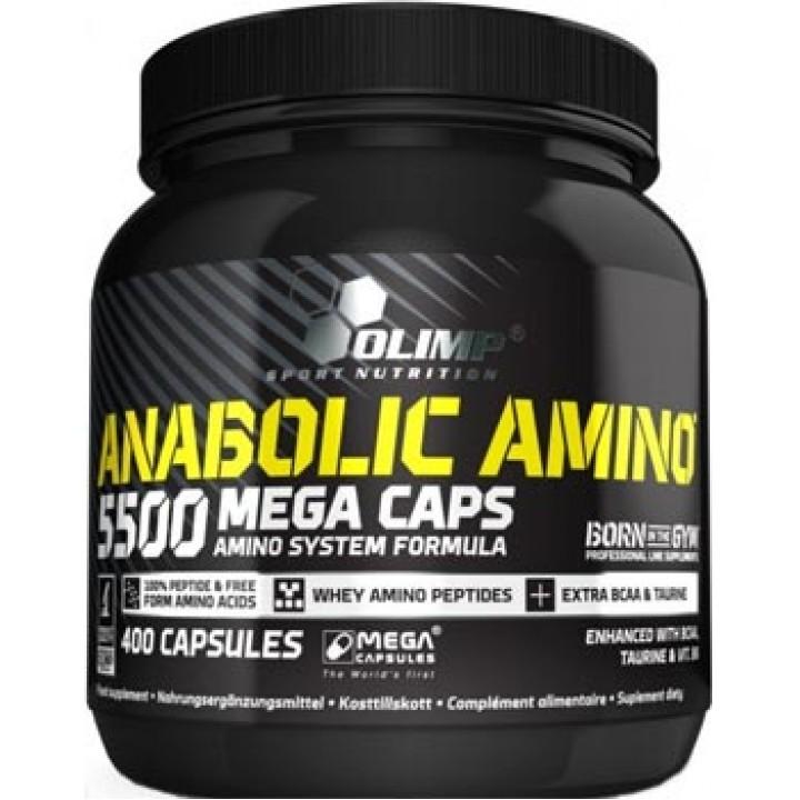 Аминокислоты Olimp Gold Salmon 12000 Amino Mega Tabs