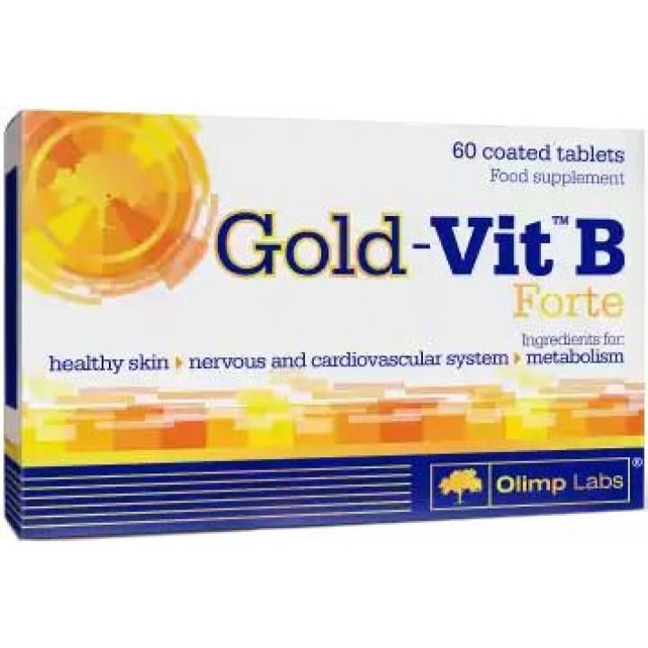 Витамины Б Olimp Gold-Vit B Forte