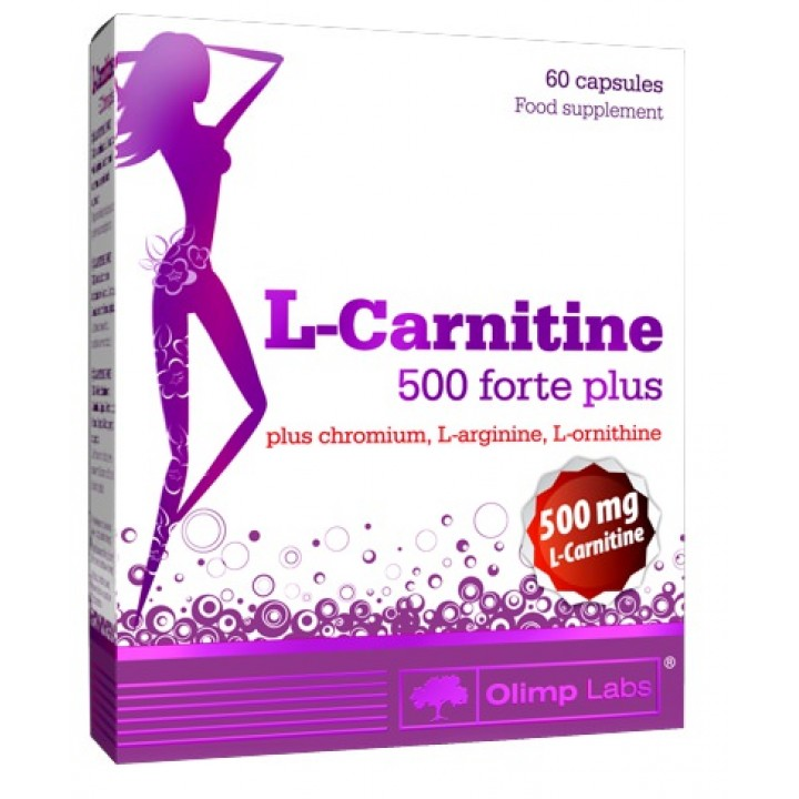 Карнитин Olimp L-Carnitine 500 forte plus