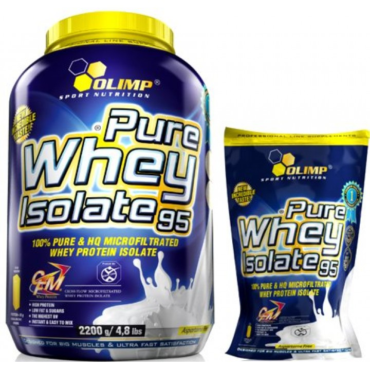 Протеин Pure Whey Isolate 95