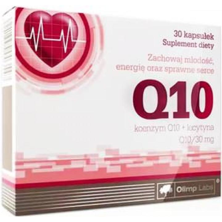 Коэнзим Q10 Q10 Koenzyme 30mg от Olimp
