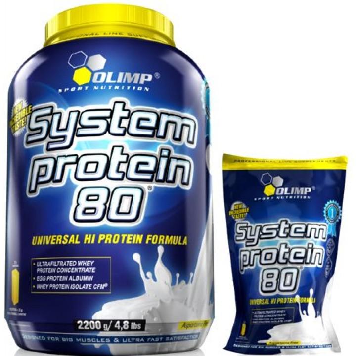Протеин System Protein 80