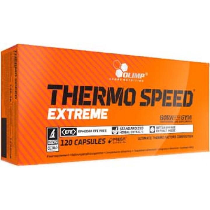 Жиросжигатель Olimp Thermo Speed Extreme (120 капс)