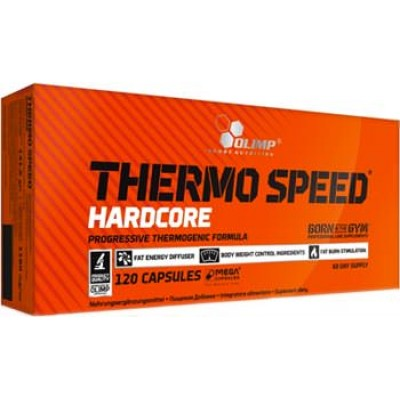 Жиросжигатель Olimp Thermo Speed Hardcore