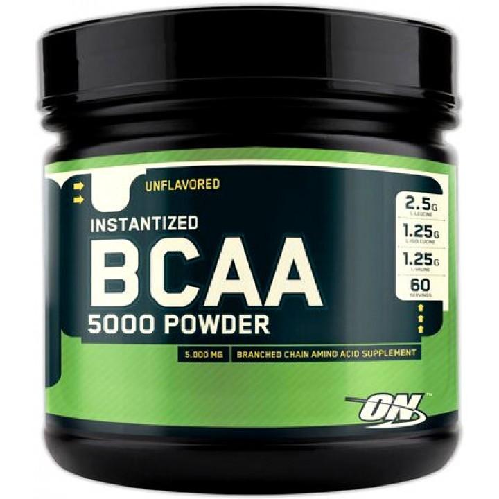 Аминокислоты BCAA 5000 Powder от Optimum Nutrition