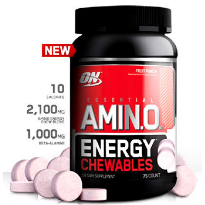 Аминокислоты Essential Amino Energy Chewables