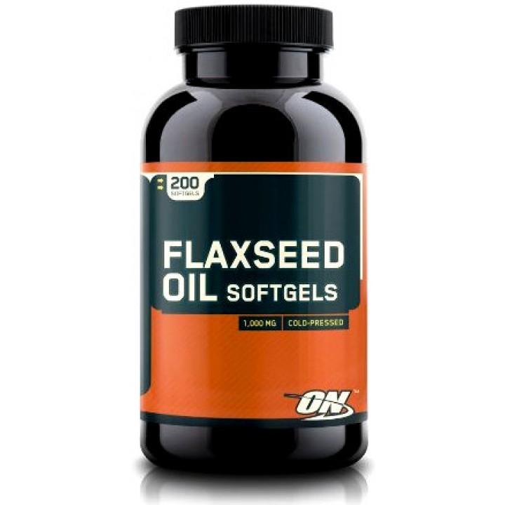 Жирные кислоты Flaxseed Oil 1000mg