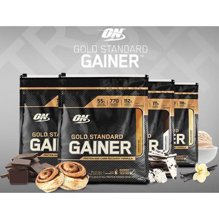 Гейнер Optimum Nutrition Gold Standard Gainer