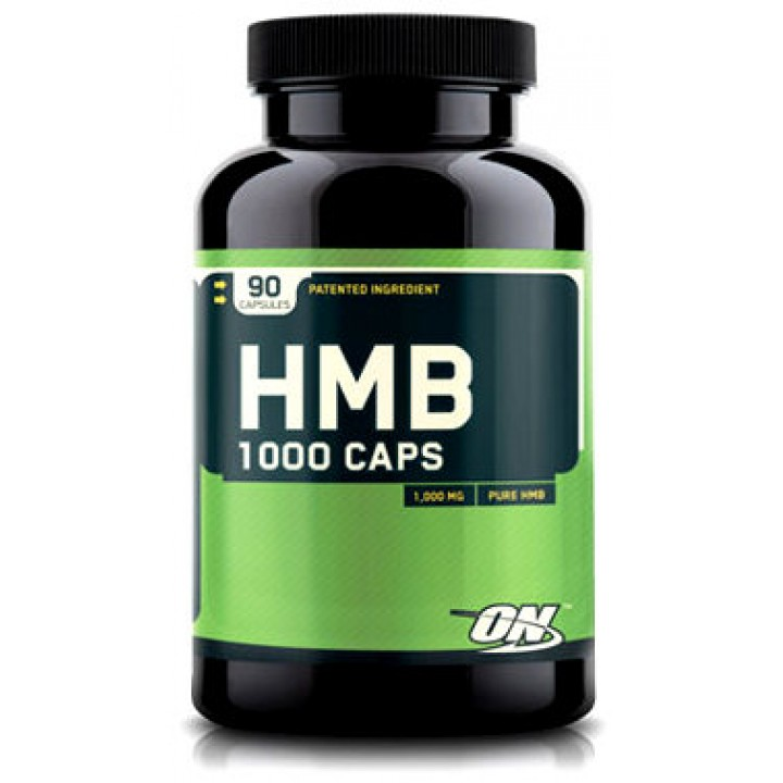 Гидроксиметилбутират Optimum Nutrition HMB 1000 Caps