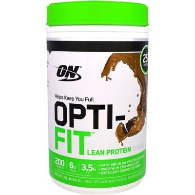 Заменитель питания Optimum Nutrition Opti-Fit Lean Protein Shake
