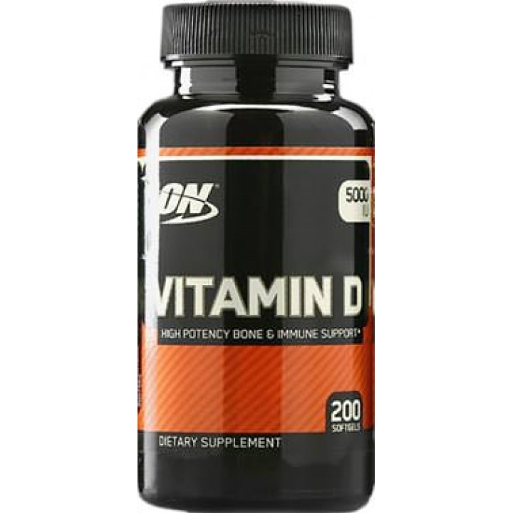 Витамин Д Optimum Nutrition Vitamin D