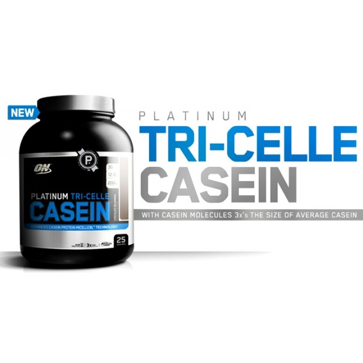 Протеин Platinum Tri-Celle Casein