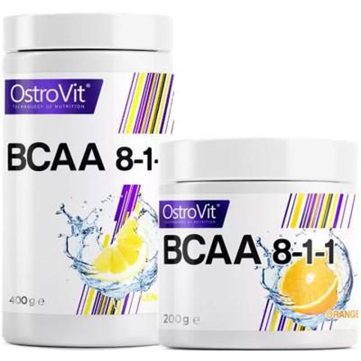 Аминокислоты BCAA 8-1-1 от OstroVit