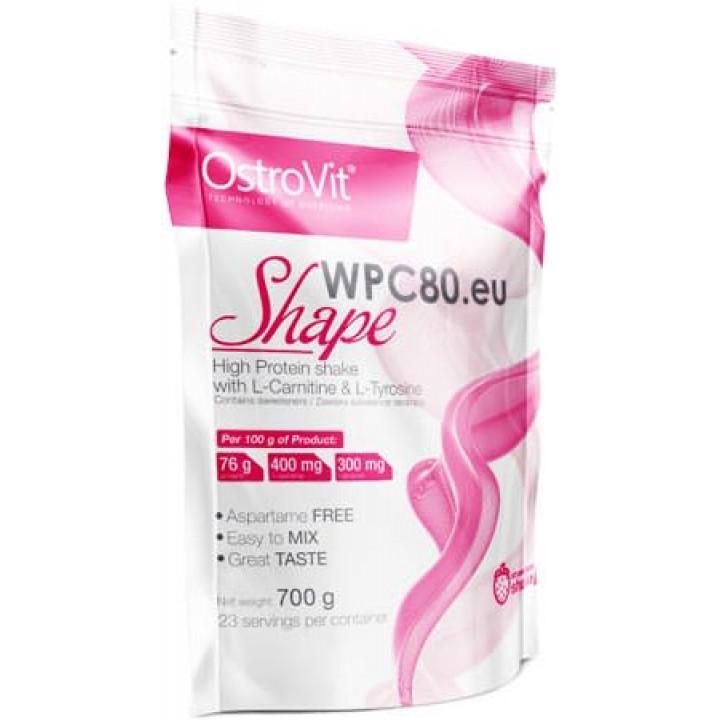 Протеин для женщин OstroVit WPC80.eu Shape