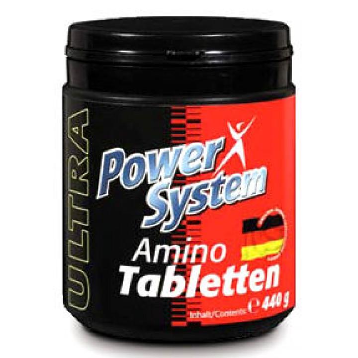 Аминокислоты Amino Tabletten