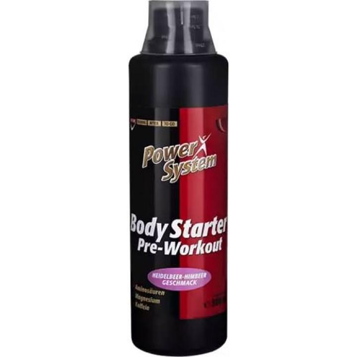 Энергетики Body Starter