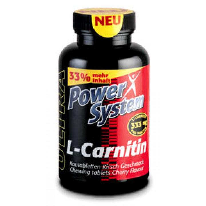 Карнитин Power System L-Carnitin Tabletten