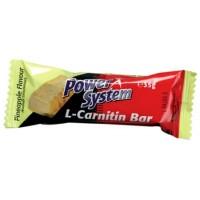 Протеиновый батончик с карнитином Power System L-Carnitine Bar