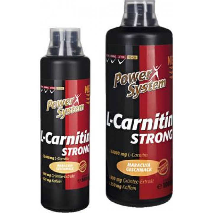 Карнитин Power System L-Carnitin Strong 3600