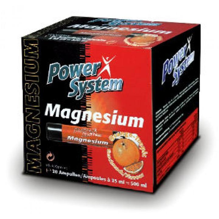 Магний Power System Magnesium