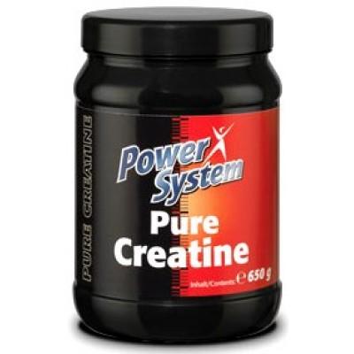 Креатин моногидрат Power System Pure Creatine
