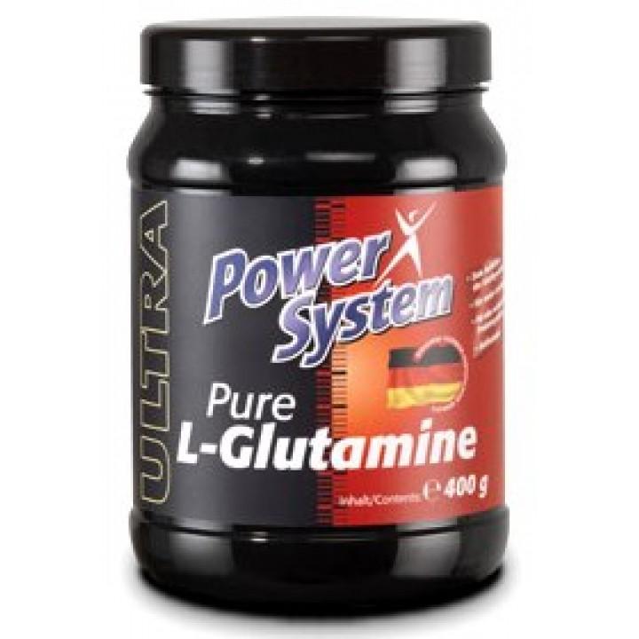 Глютамин Power System Pure L-Glutamine