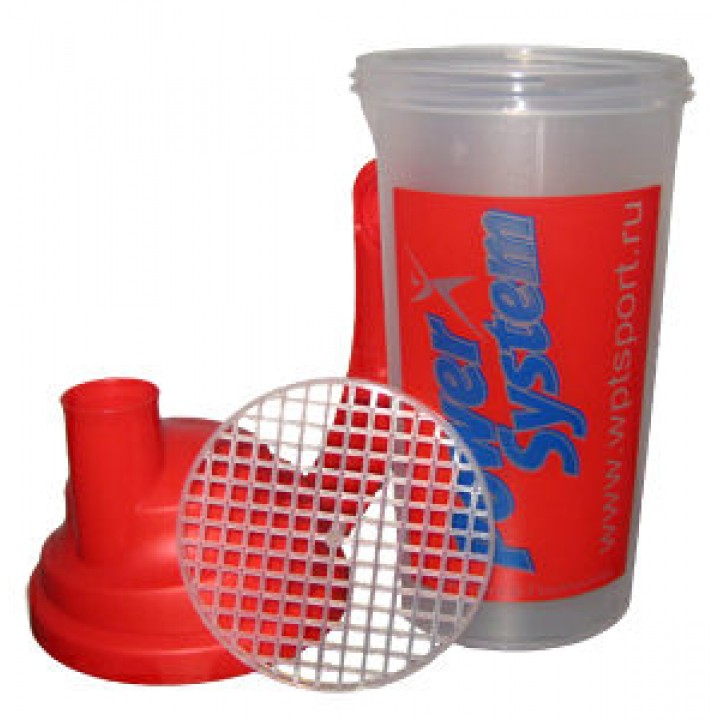 Шейкер Power System Shaker 700ml WPT